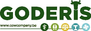 Goderis CowCompany Logo